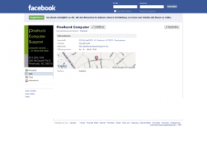 PCS Facebook Page